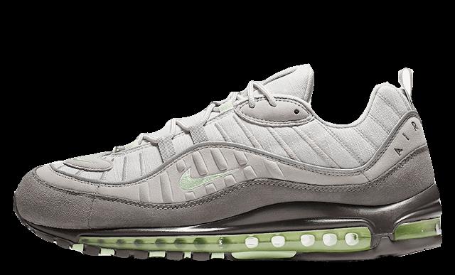 Nike Air Max 98 Vast Grey Mint 640744-011