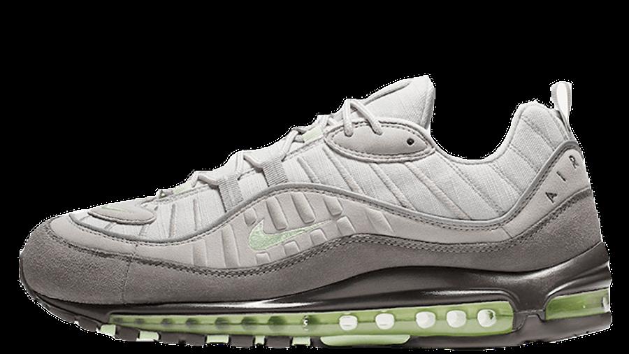 Sin aliento Fobia Autónomo  Nike Air Max 98 Vast Grey Mint | Where To Buy | 640744-011 | The Sole  Supplier