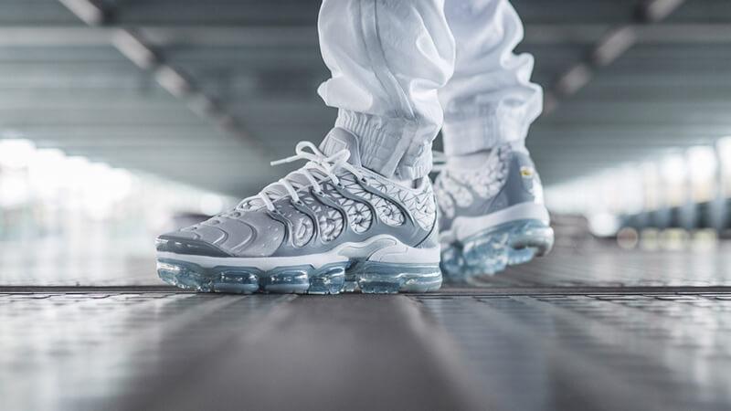 Nike Air VaporMax Plus Metallic Silver