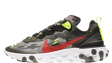 personal Alfabeto Edad adulta  Latest Nike React Element 87 Trainer Releases & Next Drops | The Sole  Supplier