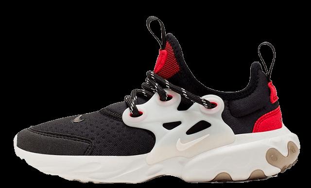Nike React Presto Black Phantom BQ4003-003