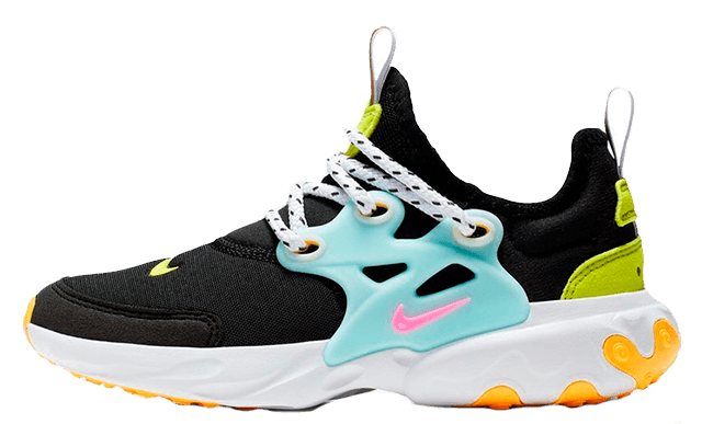 Nike React Presto Black Tint CJ9894-001
