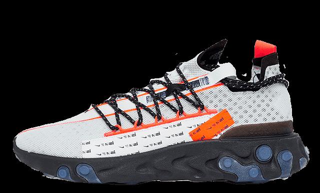 Nike React WR ISPA Ghost Aqua CT2692-400 front