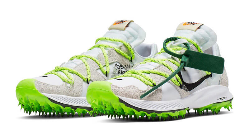 presenting really cheap fresh styles Off-White x Nike Zoom Terra Kiger 5 White - Where To Buy - CD8179 ...