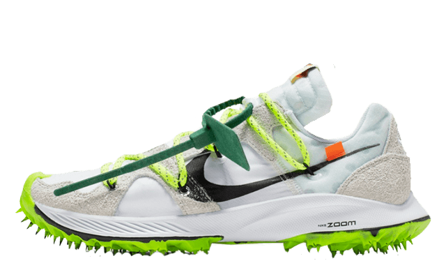 Off-White x Nike Zoom Terra Kiger 5 White CD8179-100