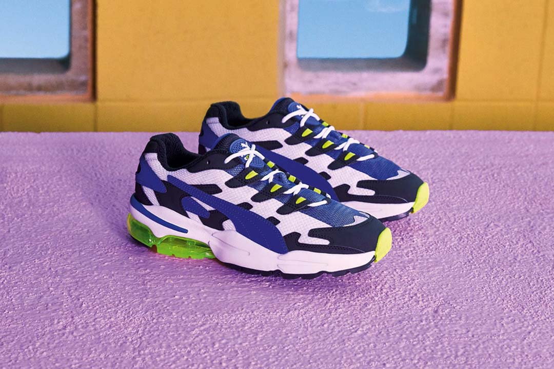 The PUMA Cell Alien OG Touches Down On Earth This Month