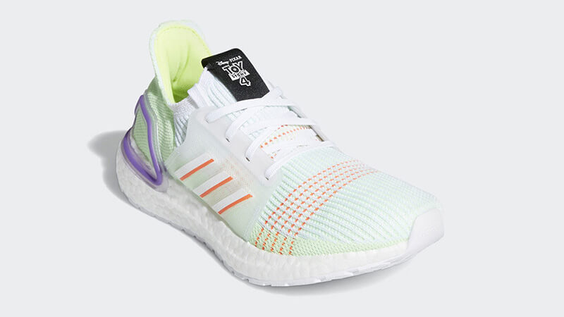 Toy Story 4 x adidas Ultra Boost 19 Buzz Lightyear front