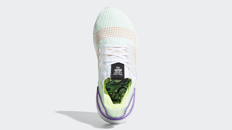 Toy Story 4 x adidas Ultra Boost 19 Buzz Lightyear middle
