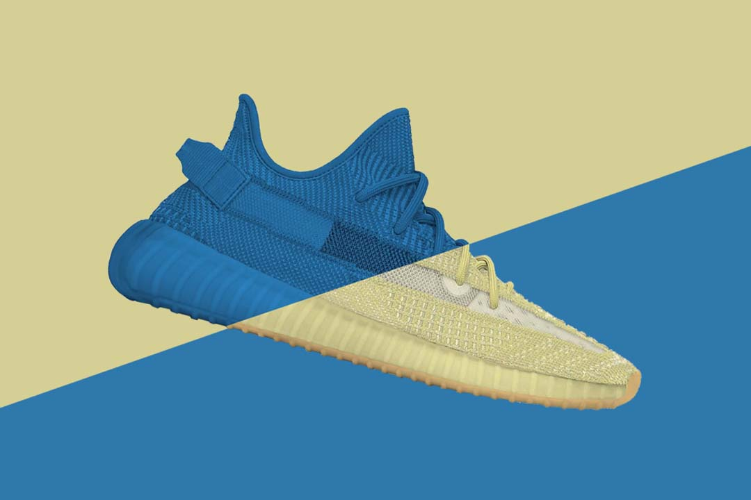 The Yeezy Boost 350 V2 'Antlia' Gets Revealed And It's
