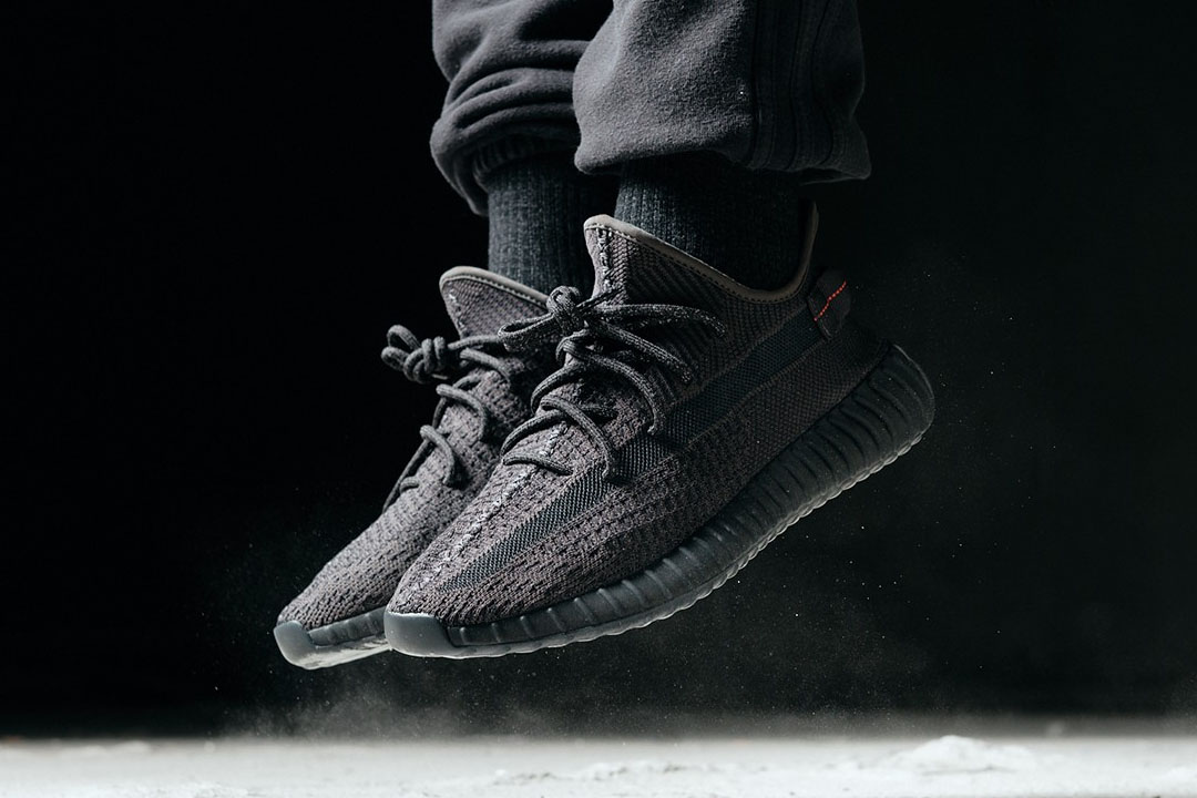Yeezy Boost 350 V2 Black Raffles Eneleverandøren  The Sole Supplier