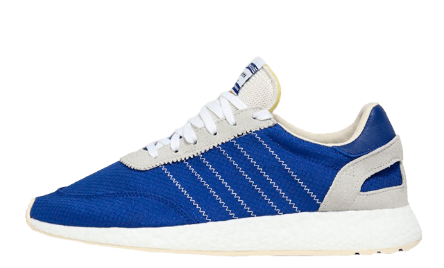 adidas I-5923 Frank Shorter vs The Imposter Pack Blue BD7597