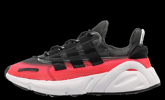 adidas LXCON Black Red Gradient G27579
