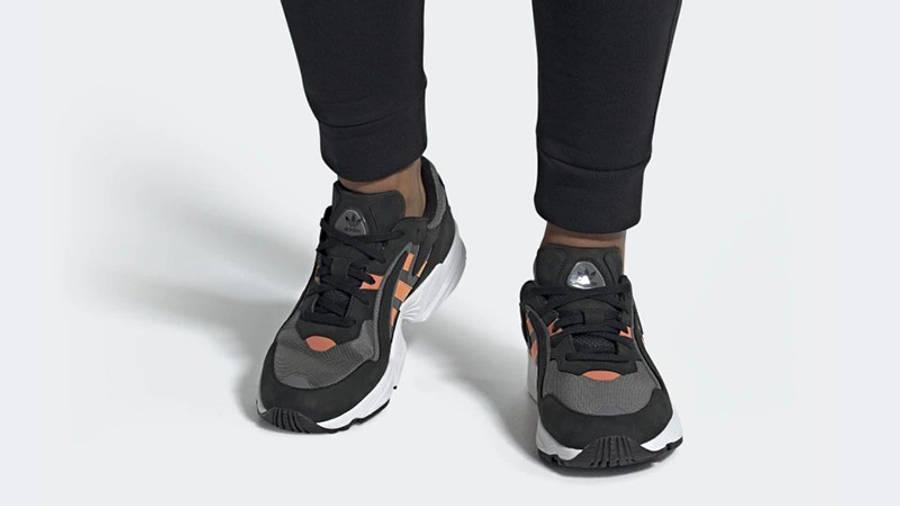 adidas Yung 96 Chasm Black Red   Where