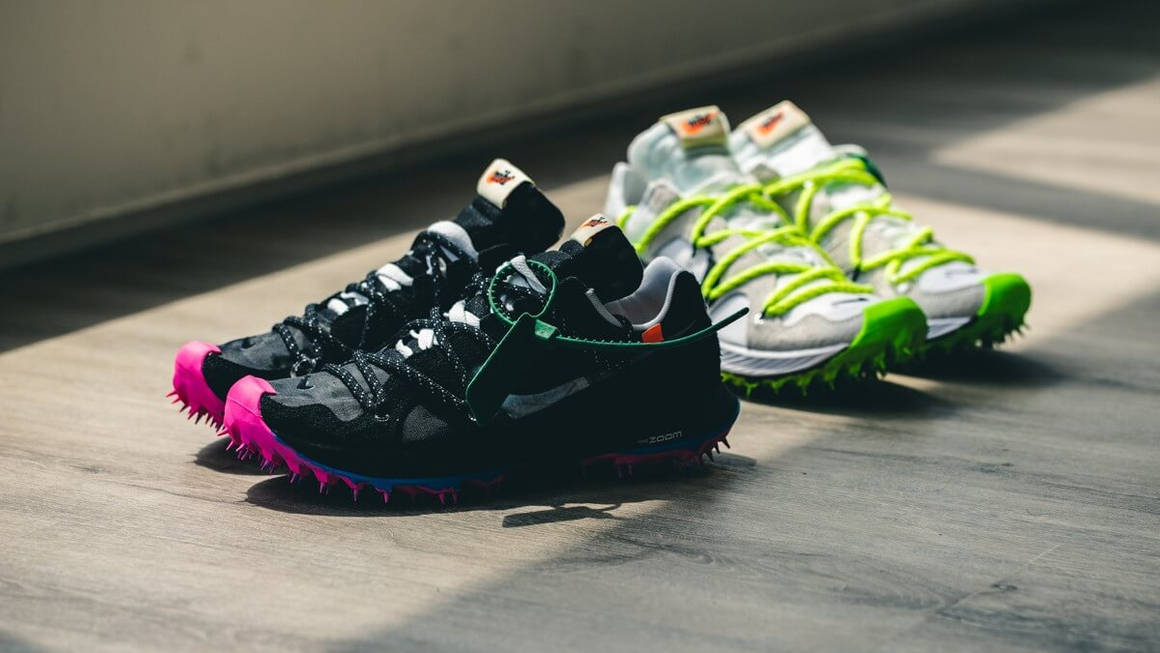 Take The Best Look Yet At The Off-White x Nike Zoom Terra Kiger 5