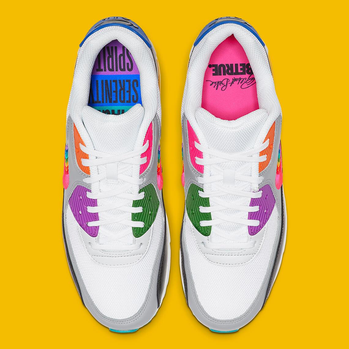 Nike Air Max 90 'Be True' Kollektion   Sneakerjagers