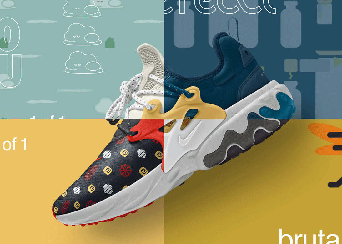 Create A Custom Nike React Presto Premium Now With Nike By You