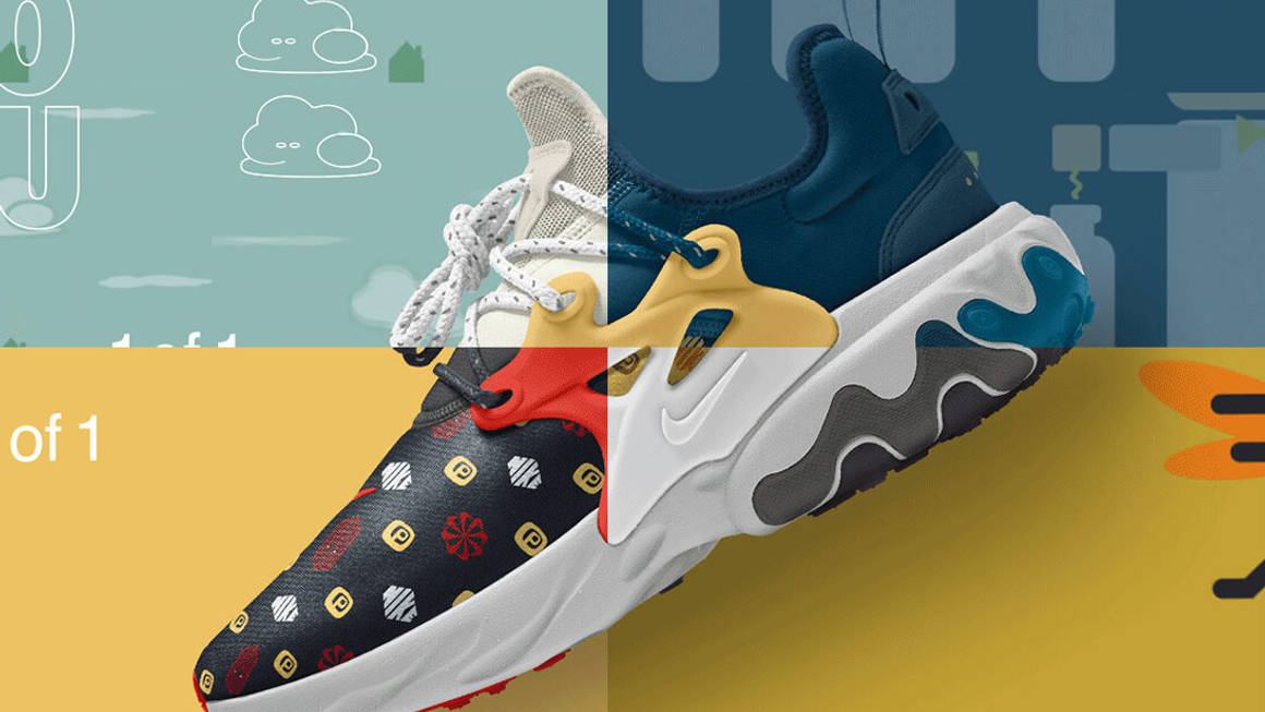 Sobrio excursionismo Luna  Create A Custom Nike React Presto Premium Now With Nike By You! | The Sole  Supplier