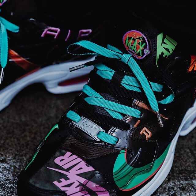 The atmos x Nike Air Max2 Light 'Black' Gets An Official Release Date