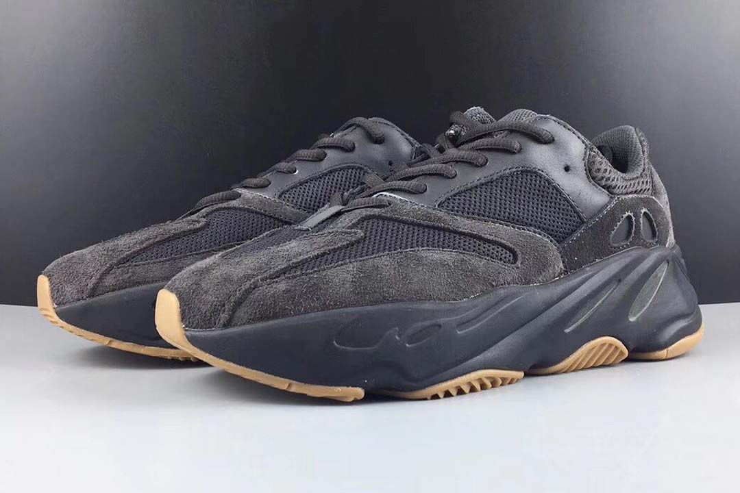Why You Should Cop The Yeezy 700 'Utility Black' This Weekend