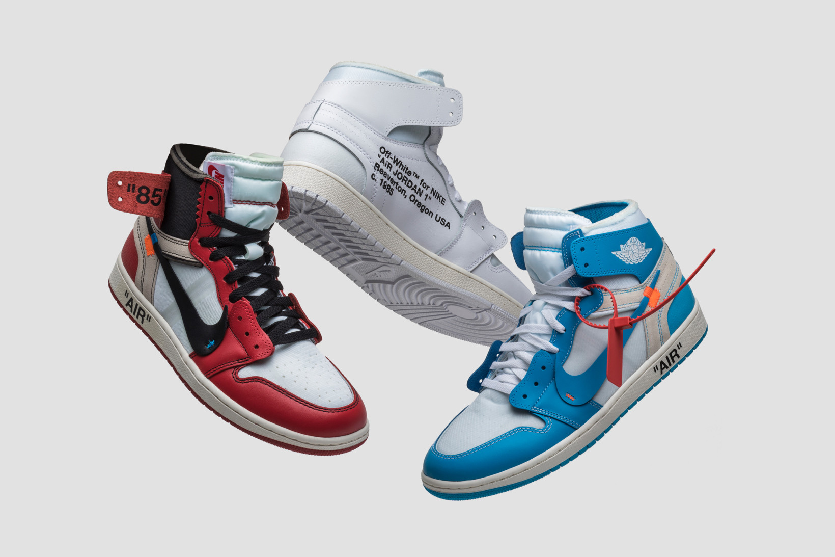 kids off white sneakers