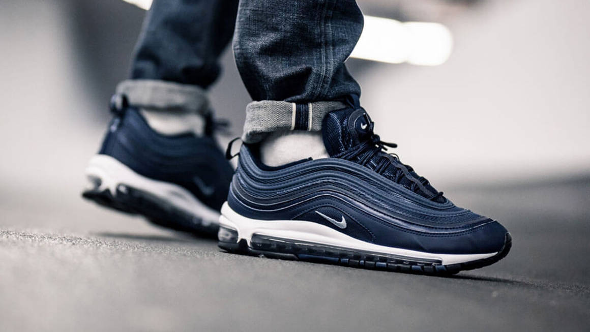 The Nike Air Max 97 'Obsidian' Can Be Yours For Just £100 | The ...