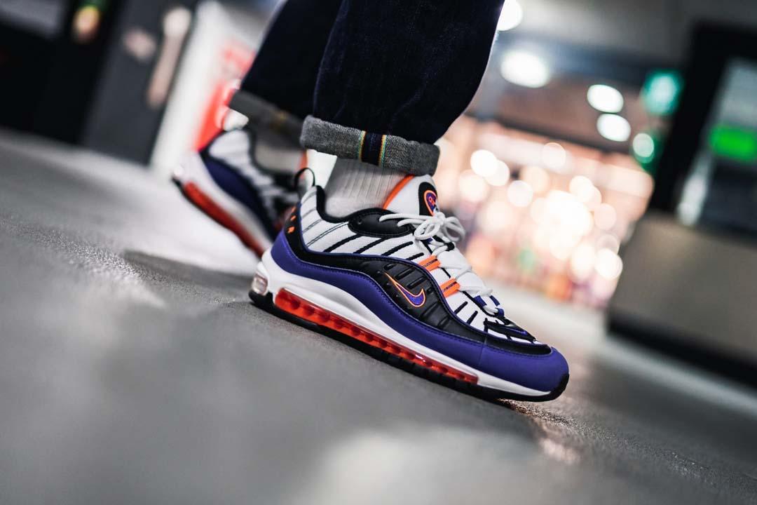Nike Air Max 98 'Deep Royal Blue