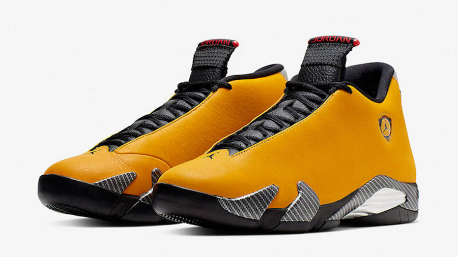 Jordan 14 Ferrari Yellow | Where To Buy