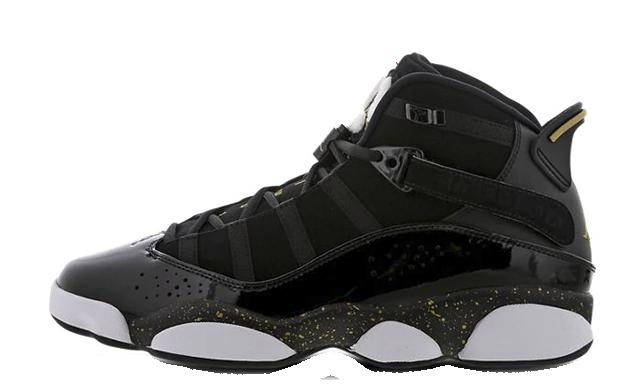Jordan 6 Rings Black 322992-007