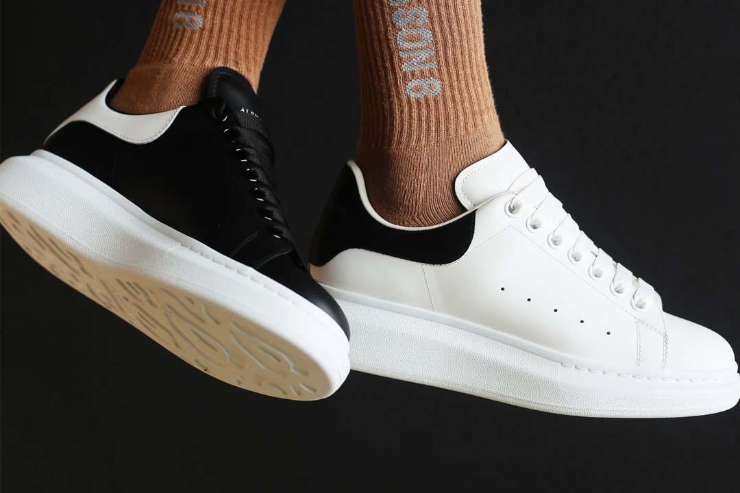 These Alexander McQueen Sneakers