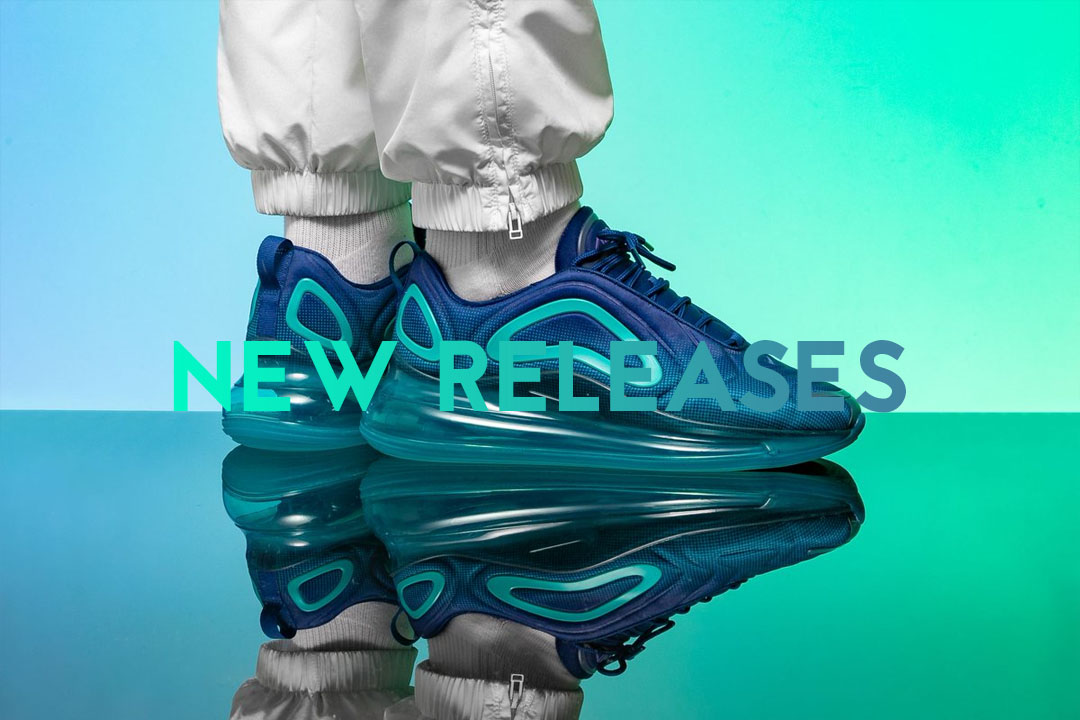 10 New Releases From Foot Locker That Shouldn't Be Missed!