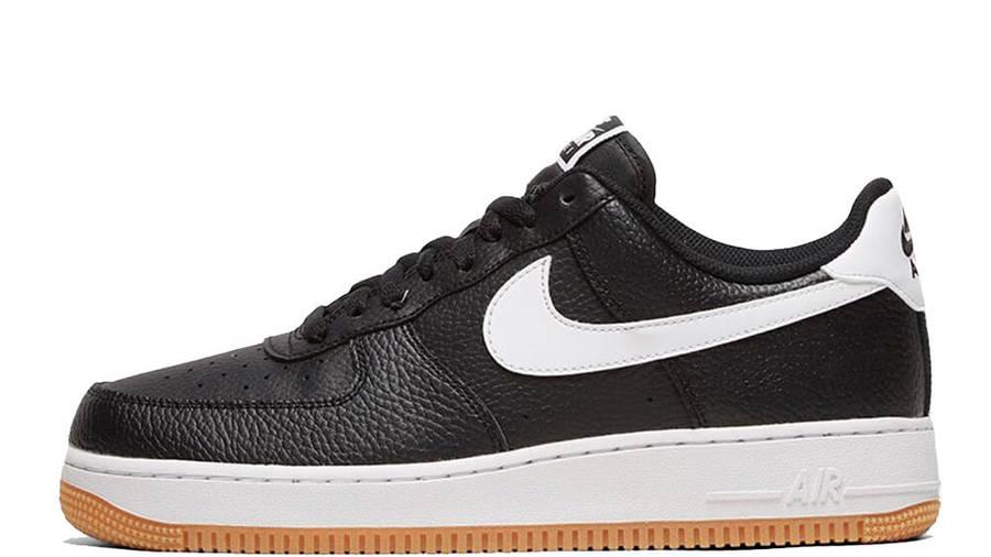 Nike Air Force 1 07 2 Black White | Where To Buy | CI0057-002 ...