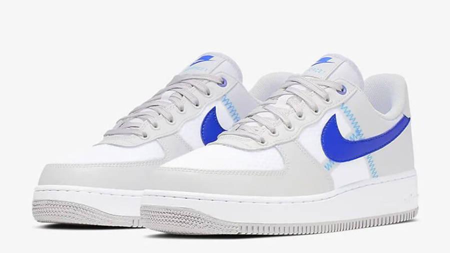 Nike Air Force 1 07 LV8 Grey Blue