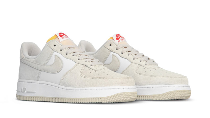 nike air force 1 ligth bone
