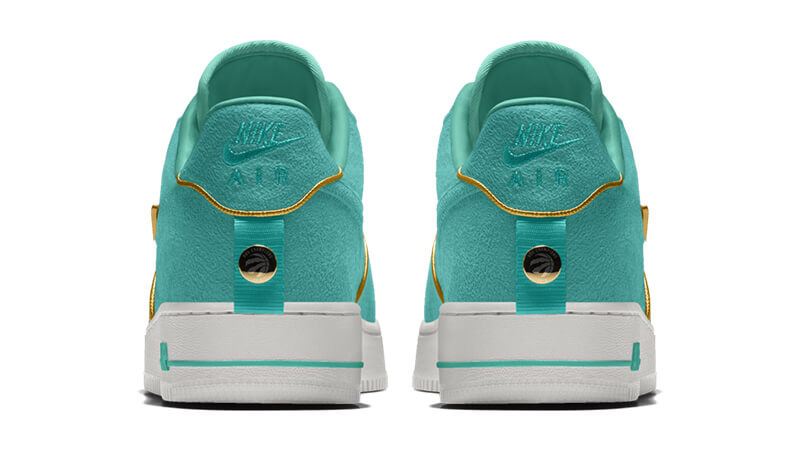 Nike Air Force 1 Low NBA By You | Where