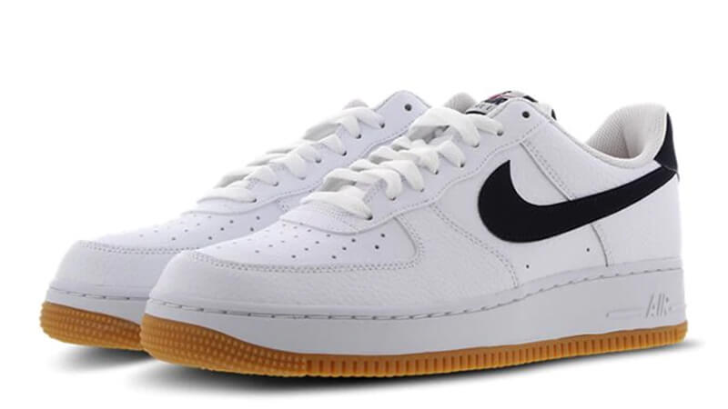 air force 1 low top white