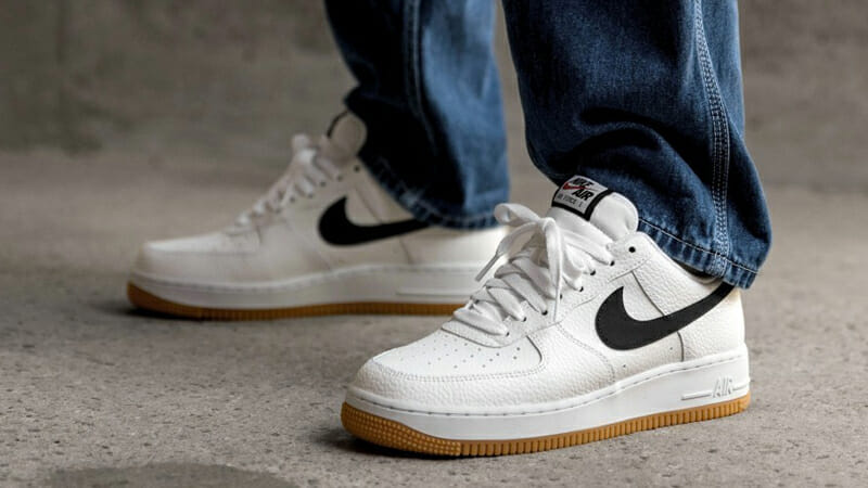 Nike Air Force 1 Low White Gum Where To Buy Ci0057 100 The