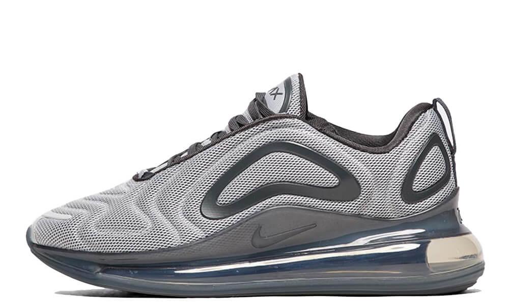 Nike Air Max 720 Wolf Grey Black