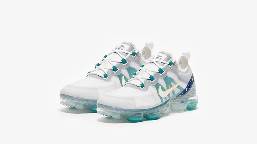 Nike Air VaporMax SE White Grey   Where