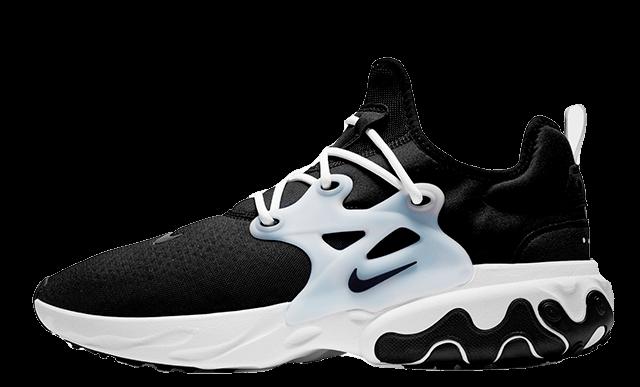 Nike React Presto Black White AV2605-003