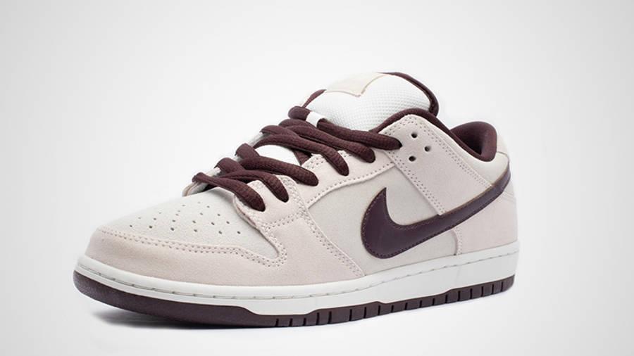 Nike SB Dunk Low Beige Bordeaux | Where To Buy | BQ6817-004 | The ...