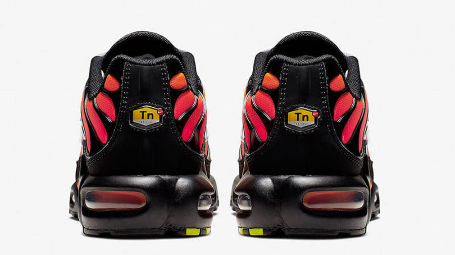 Nike TN Air Max Plus Tiger Orange | Where To Buy | 852630-040 ...