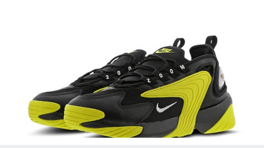 Nike Zoom 2K Black Yellow | Where To