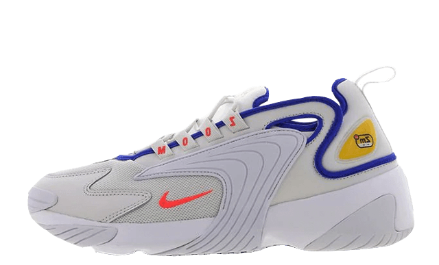 Colourway for Zoom 2K