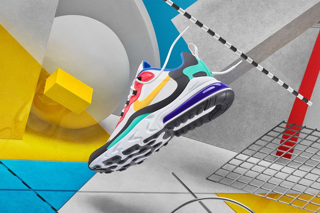 Nike Introduces The Air Max 270 React