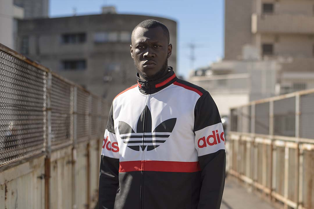 Stormzy And adidas Unveil His First
