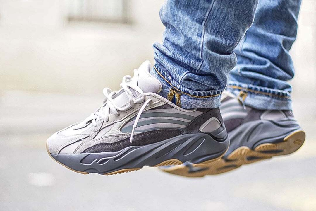Release Reminder: Don't Miss The Yeezy 700 V2 'Tephra'!