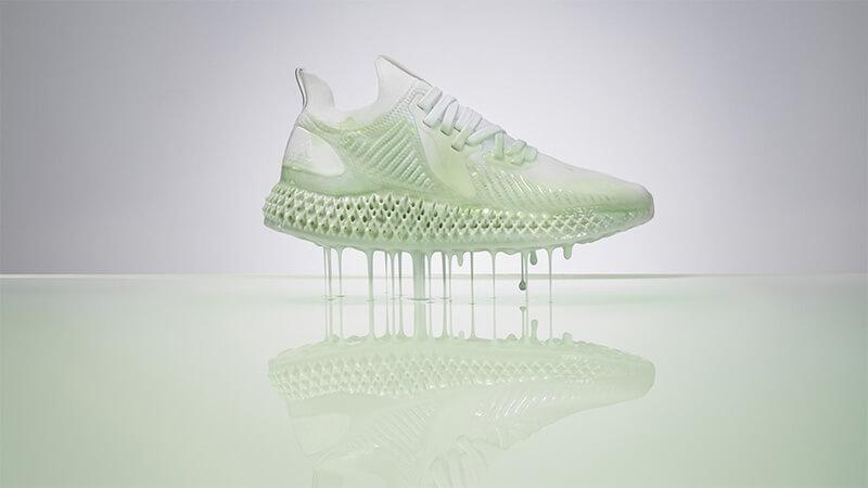 adidas Alphaedge 4D Parley Green