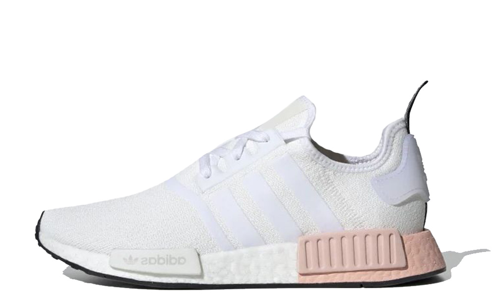 adidas NMD R1 White Pink EE5109