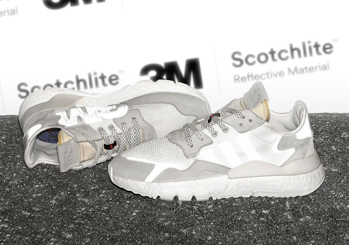 adidas Pays Homage To 3M With Its Latest Nite Jogger Pack