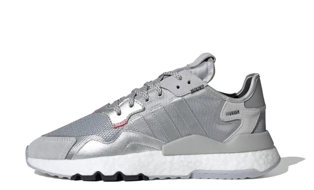 adidas Nite Jogger Silver Grey EE5851
